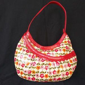 Vera Bradley Floral Hobo Bag